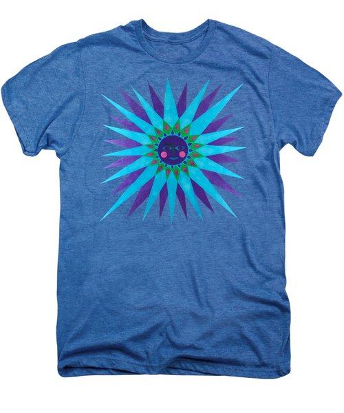 Jeweled Sun Men's Premium T-Shirt