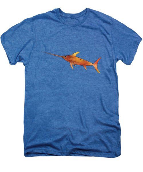 Kessonius V1 - Amazing Swordfish Men's Premium T-Shirt by Cersatti