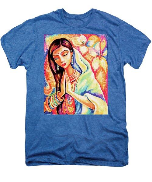 Little Himalayan Pray Men's Premium T-Shirt