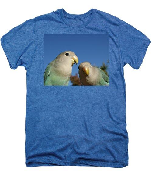Love Birds 2 Men's Premium T-Shirt