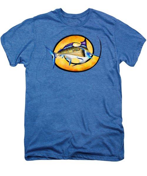 Marlinissos V1 - Violinfish Without Back Men's Premium T-Shirt