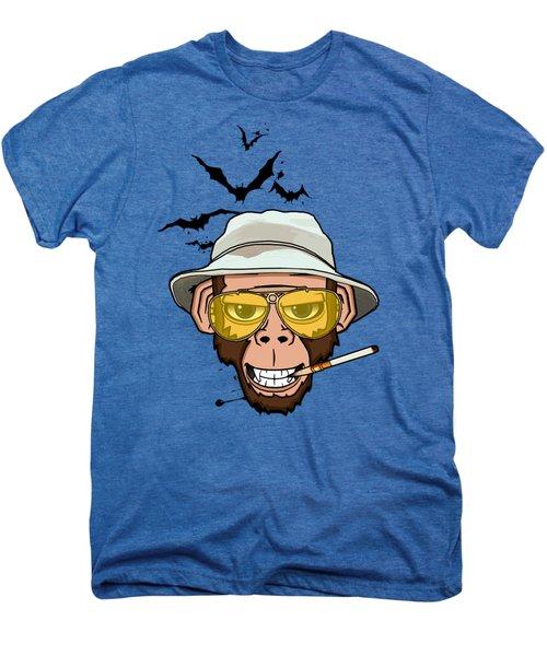 Monkey Business In Las Vegas Men's Premium T-Shirt by Nicklas Gustafsson
