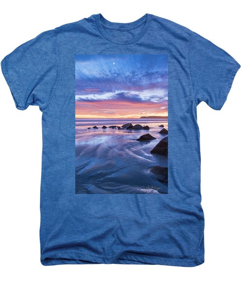 Moon Above Men's Premium T-Shirt