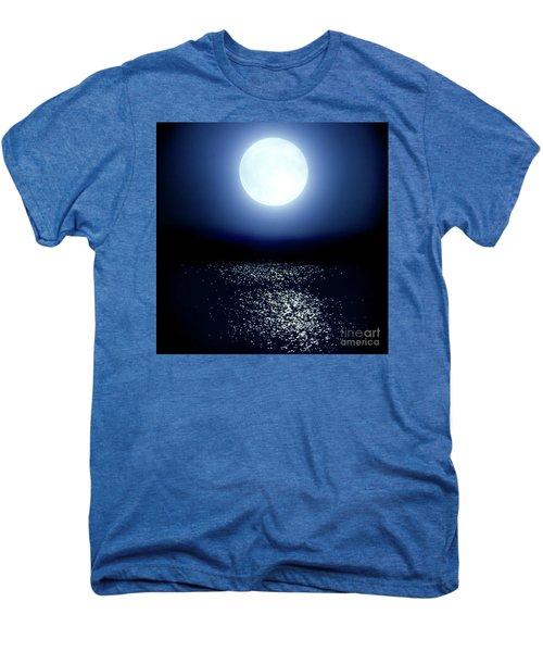 Moonlight Men's Premium T-Shirt by Tatsuya Atarashi