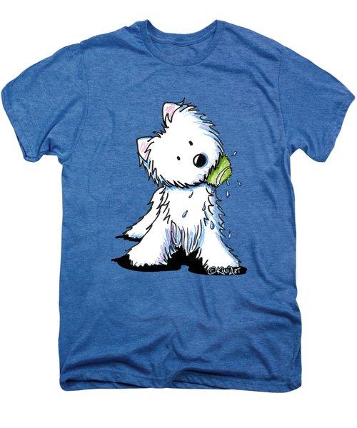 My Ball My Rules Men's Premium T-Shirt