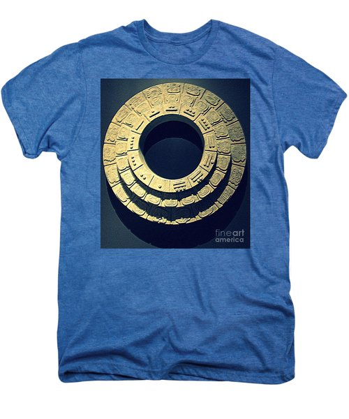 National Museum Of The American Indian 10 Men's Premium T-Shirt by Randall Weidner