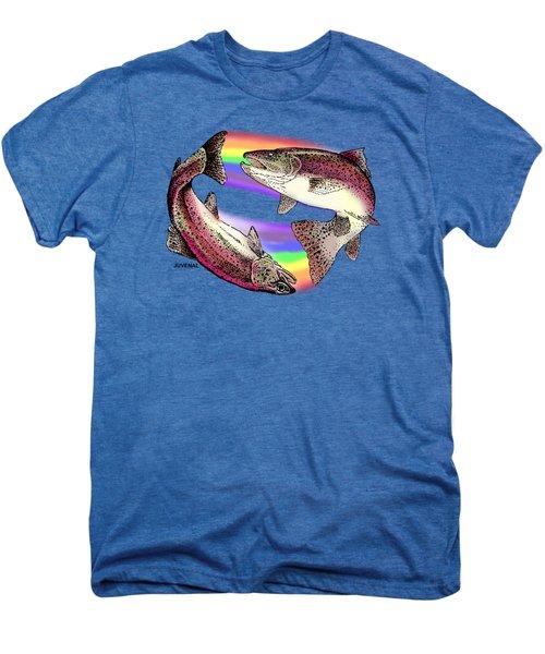 Pisces Artist Men's Premium T-Shirt