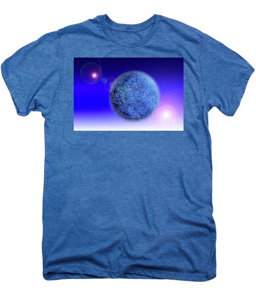 Planet Men's Premium T-Shirt by Tatsuya Atarashi