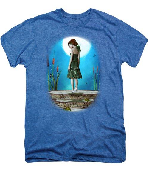 Pond Of Dreams Men's Premium T-Shirt by Brandy Thomas