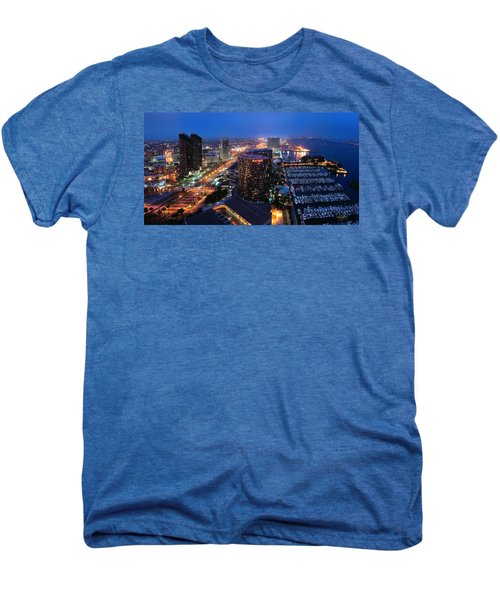 San Diego Bay Men's Premium T-Shirt