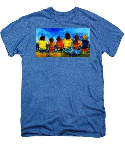 Six On The Shore  Men's Premium T-Shirt