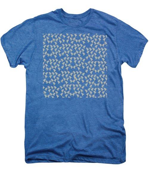 Skaters Pattern Men's Premium T-Shirt
