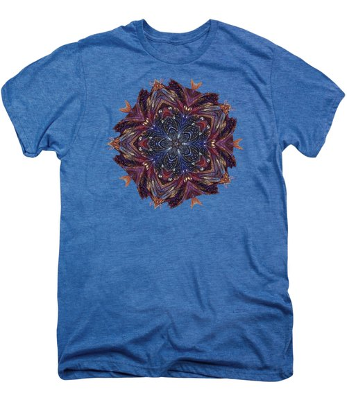 Start Of Paisley Patterns Men's Premium T-Shirt