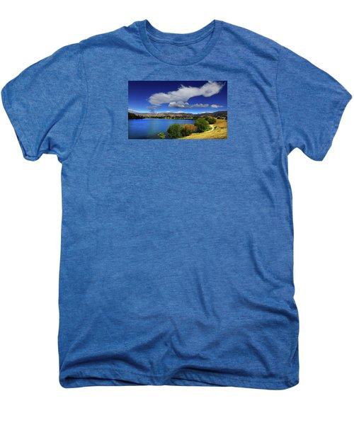 Summer In Central Men's Premium T-Shirt