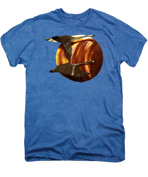 Sunrise Men's Premium T-Shirt by Troy Rider