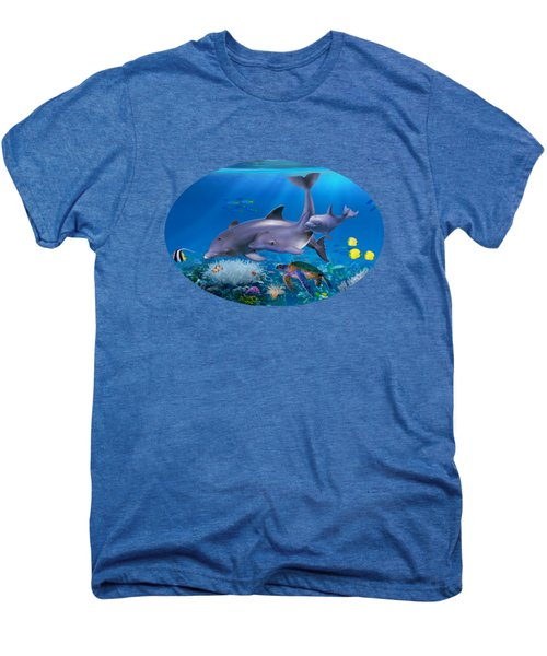 The Dolphin Family Men's Premium T-Shirt