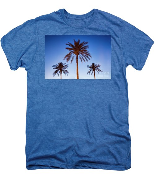 Three Palms Men's Premium T-Shirt