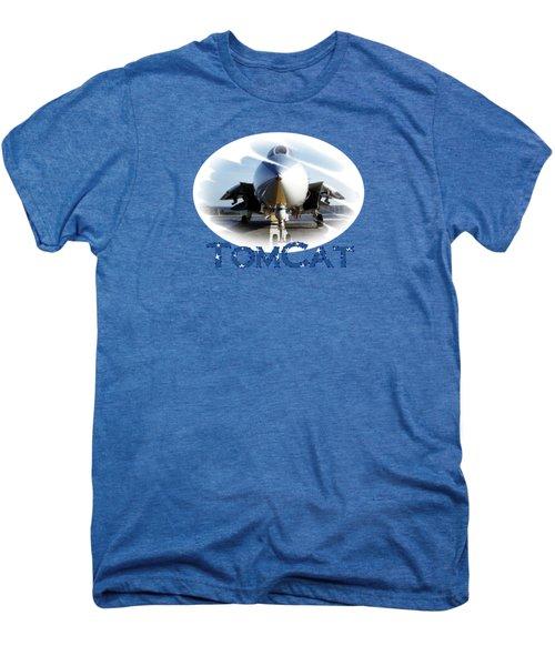 Tomcat Men's Premium T-Shirt by DJ Florek