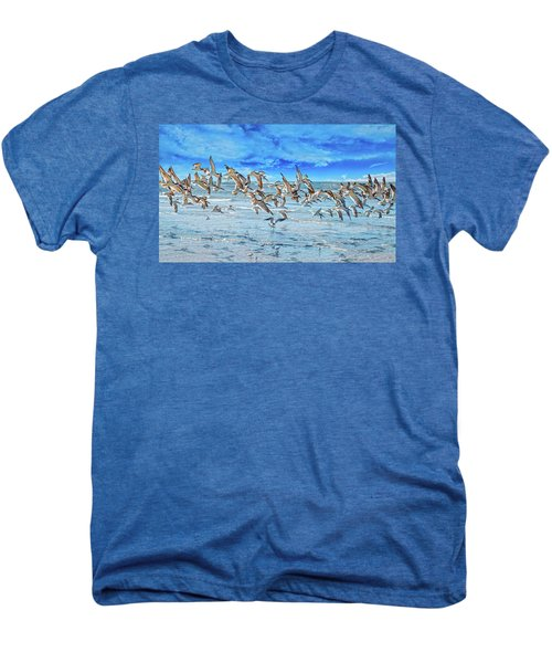 Topsail Skimmers Men's Premium T-Shirt