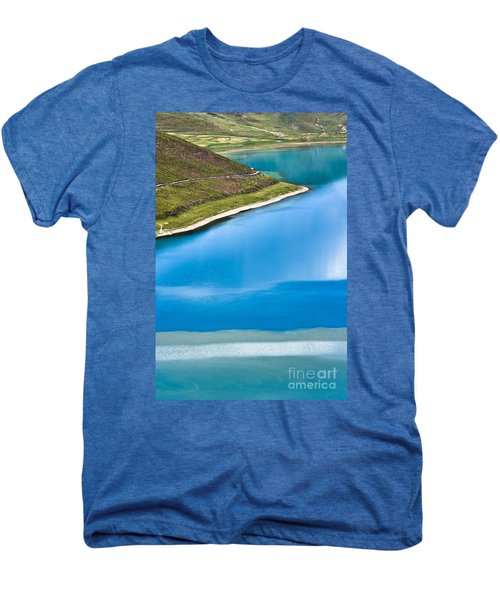Turquoise Water Men's Premium T-Shirt