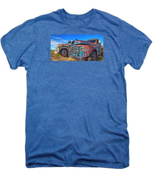 Two Trucks Men's Premium T-Shirt