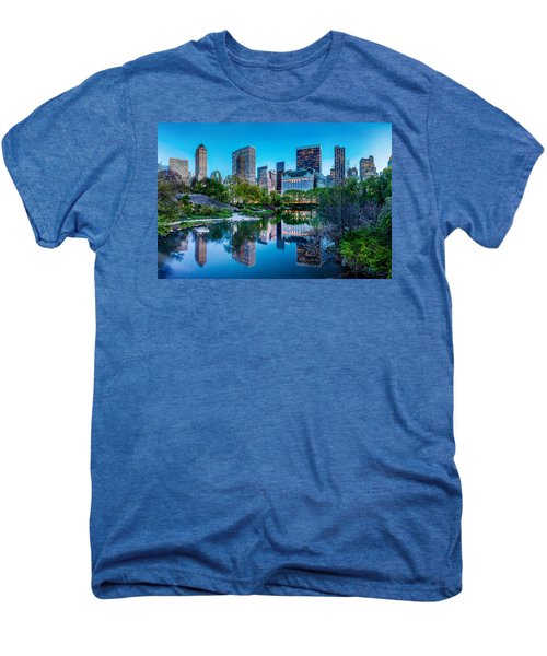 Urban Oasis Men's Premium T-Shirt by Az Jackson