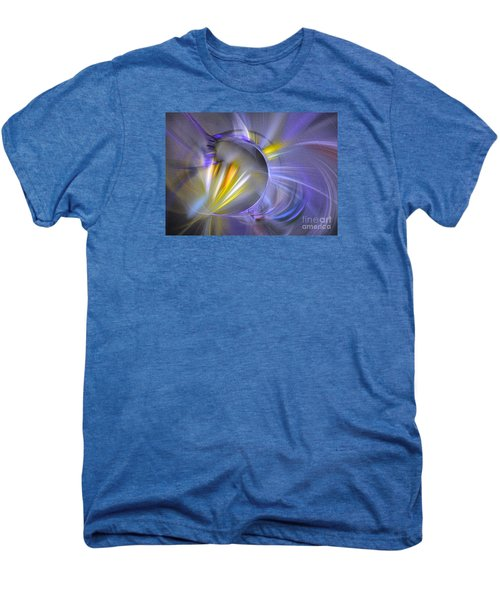 Vigor - Abstract Art Men's Premium T-Shirt