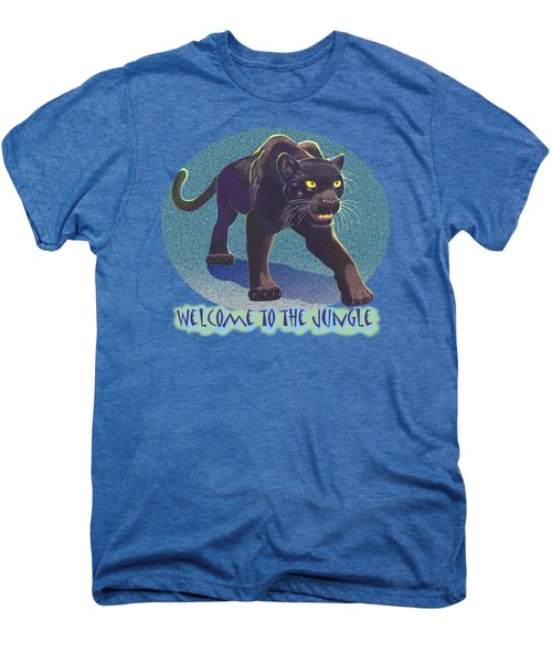 Welcome To The Jungle Men's Premium T-Shirt