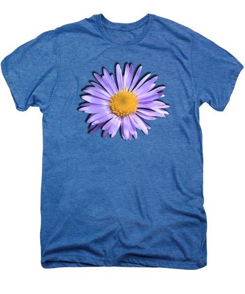Wild Daisy Men's Premium T-Shirt by Shane Bechler