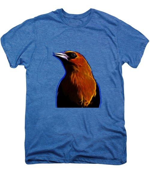 Yellow Headed Blackbird Men's Premium T-Shirt