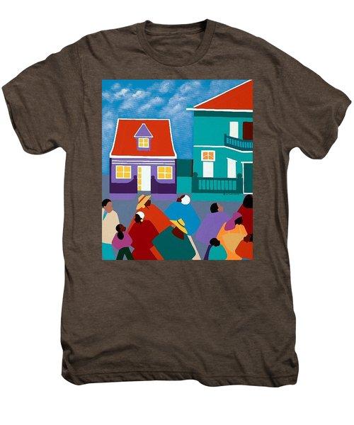 Curacao Dreams II Men's Premium T-Shirt