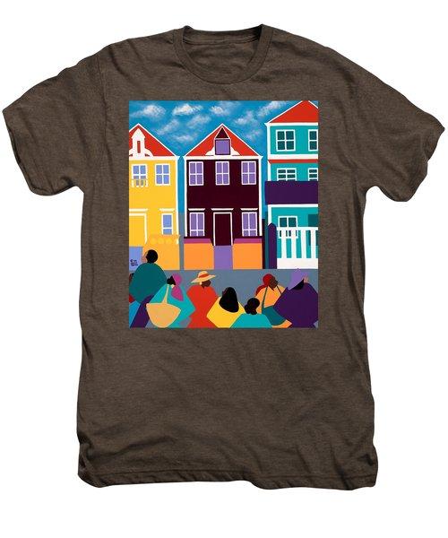 Curacao Dreams Men's Premium T-Shirt