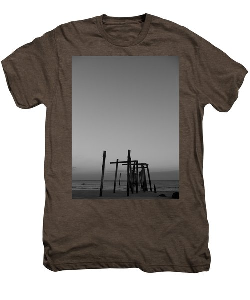 Pier Portrait Men's Premium T-Shirt