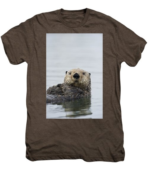 Sea Otter Alaska Men's Premium T-Shirt