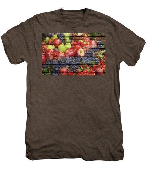 Fruit Men's Premium T-Shirt