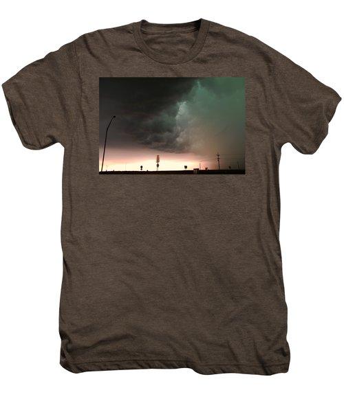Nebraska Panhandle Supercells Men's Premium T-Shirt