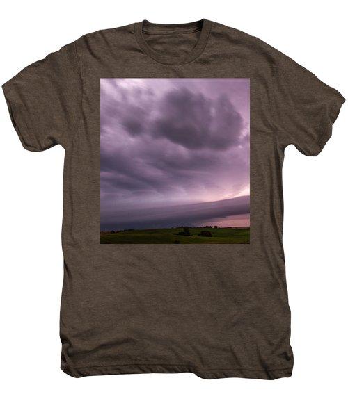 Wicked Good Nebraska Supercell Men's Premium T-Shirt