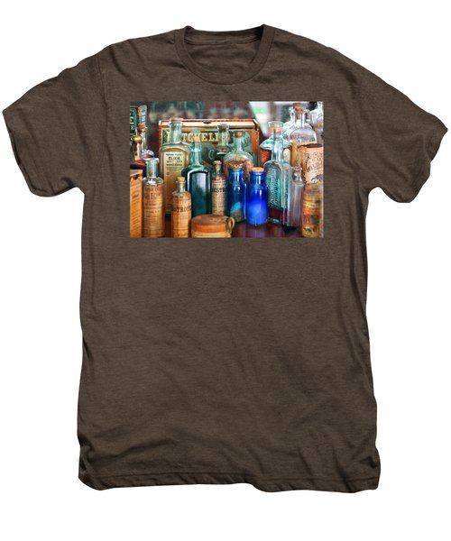 Apothecary - Remedies For The Fits Men's Premium T-Shirt