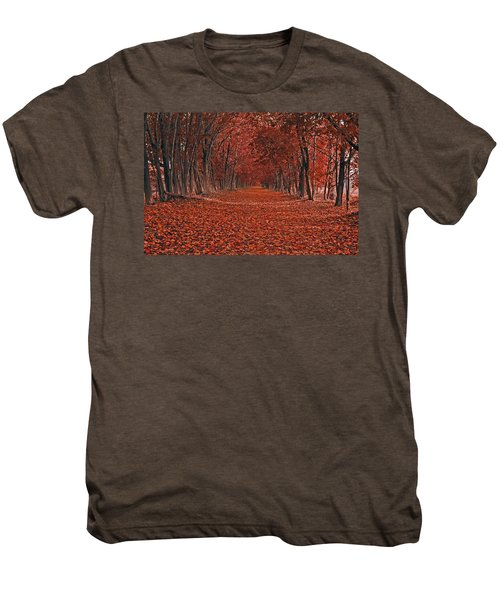 Autumn Men's Premium T-Shirt