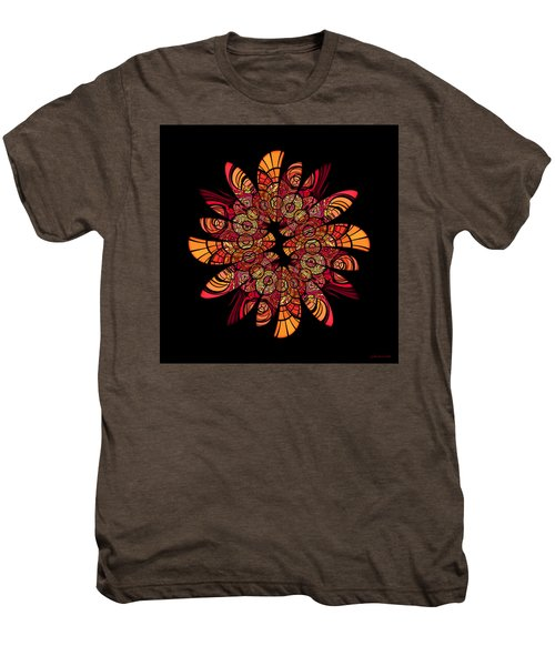 Autumn Wreath Men's Premium T-Shirt