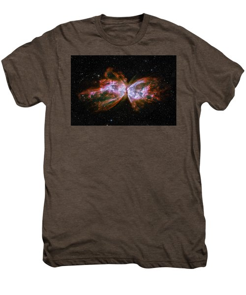 Butterfly Nebula Ngc6302 Men's Premium T-Shirt