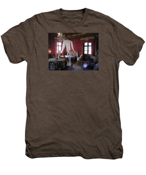 Chateau De Cormatin Men's Premium T-Shirt