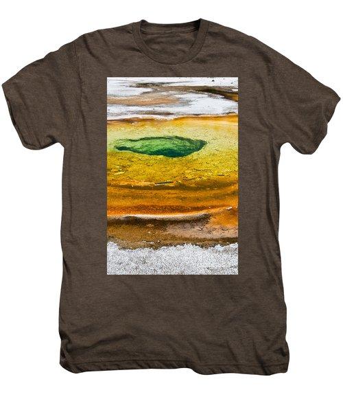 Chromatic Pool Vertical Men's Premium T-Shirt