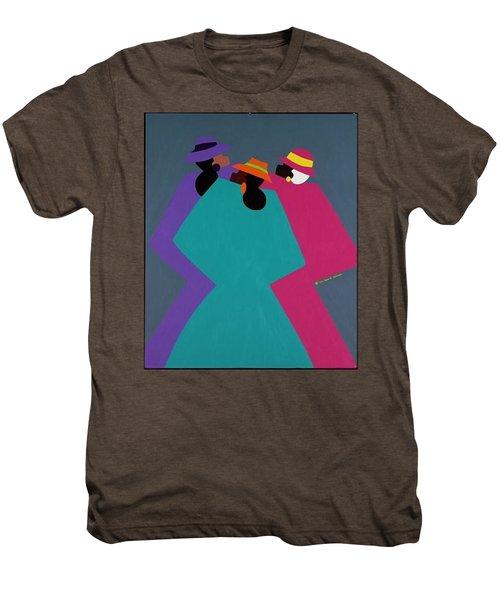 Church Ladies Too Men's Premium T-Shirt