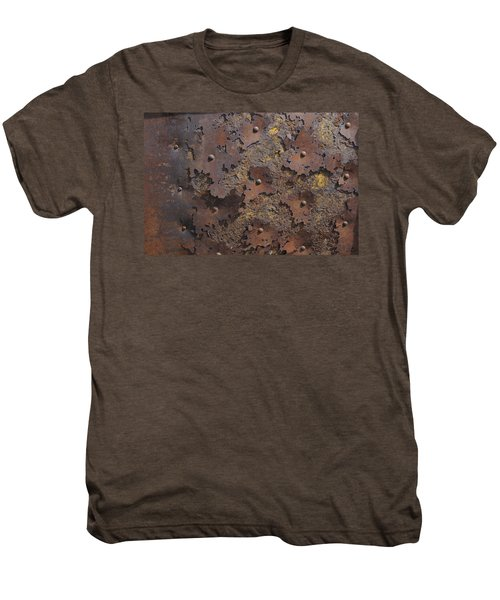 Color Of Steel 2 Men's Premium T-Shirt