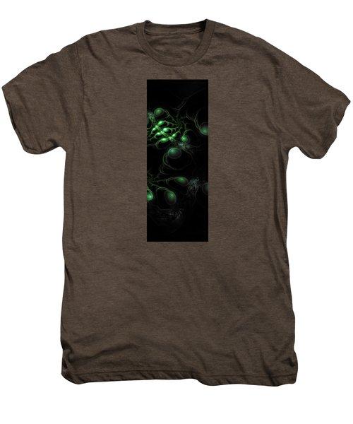 Cosmic Alien Eyes Original 2 Men's Premium T-Shirt