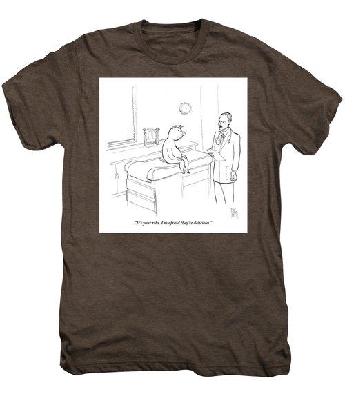 Doctor To Pig Men's Premium T-Shirt