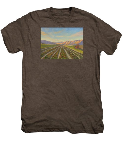 Early Morning Harvest Men's Premium T-Shirt
