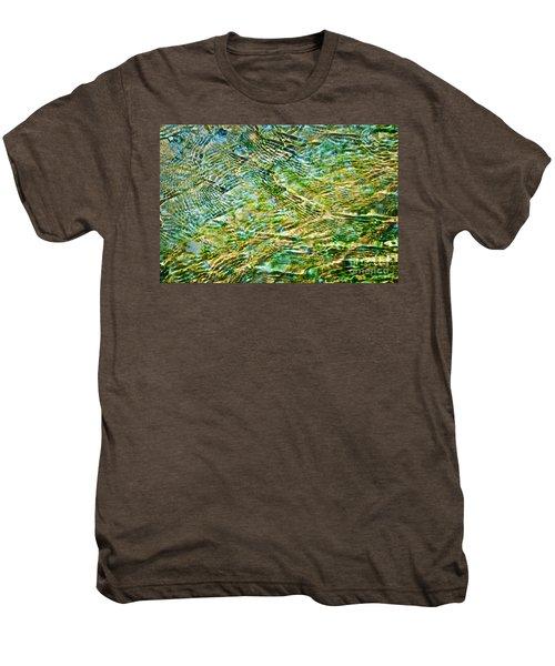 Emerald Water Men's Premium T-Shirt