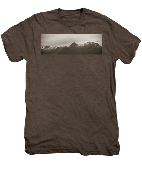 flawy mount peak I Men's Premium T-Shirt